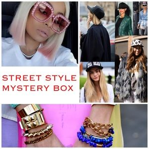 Accessories - ✨New✨Street Style Mystery Box✨